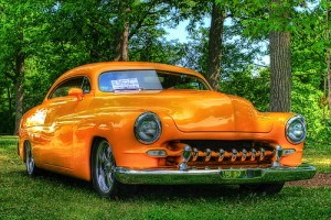 July L Life Blog - All old cars